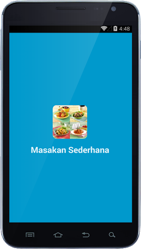 【免費書籍App】Resep Masakan Sederhana-APP點子