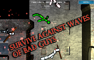 Screenshot of Ragdoll Ninjas
