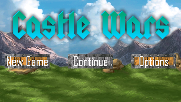 Castle Wars Free Android Game apk screenshot
