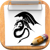 How To Draw Tattoo Animal