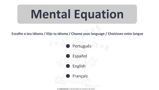 Mental Equation