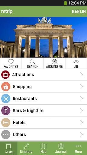 Berlin Travel Guide - mTrip