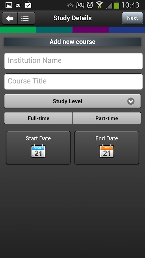 Express Plus Students - screenshot