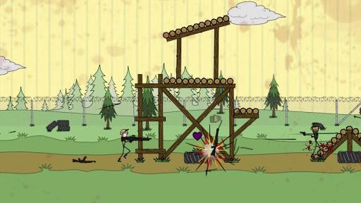 Doodle Army Boot Camp 1.4 Screenshots 1
