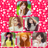 Art Grid Photo Collage