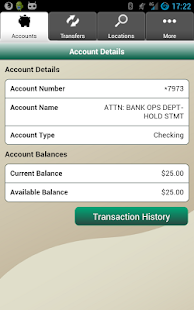 EVB Mobile Banking- screenshot thumbnail