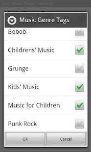 Kids' Music Player - screenshot thumbnail