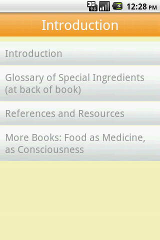 Bible of Vegan Recipes- screenshot
