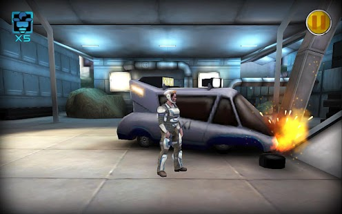 Total Recall - The Game - Ep2 Screenshot 3