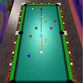 3D Billiards Practice