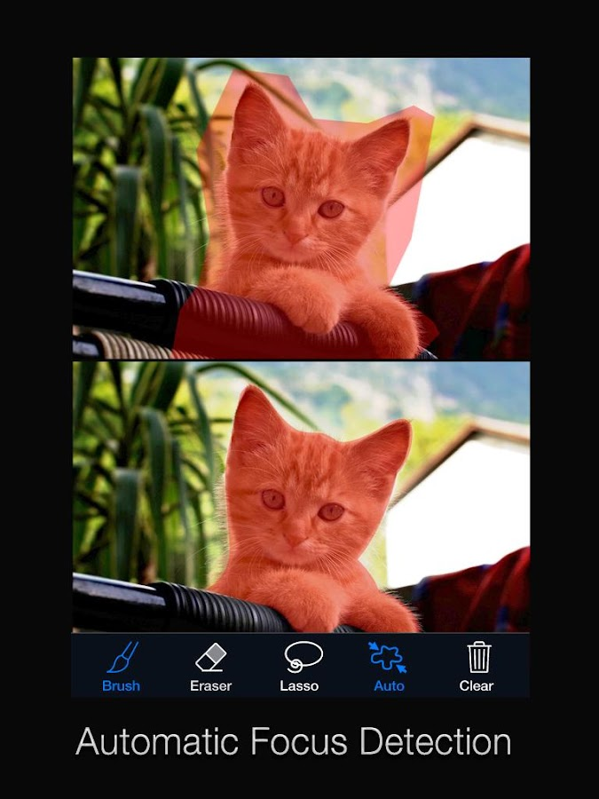 Big Lens - screenshot