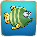 Underwater Fish Adventure Game mobile app icon