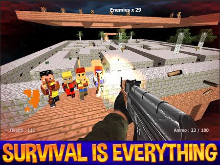King Of Blocks Fist Tournament C-1 screenshot 55128