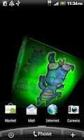 Screenshot of 3D Cool Dragon