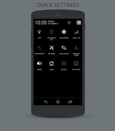 Real Z3 CM11 Theme APK Download - Apkindo co id