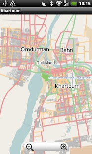 Omdurman Khartoum Street Map Android Apps on Google Play