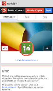 Forestali News- miniatura screenshot