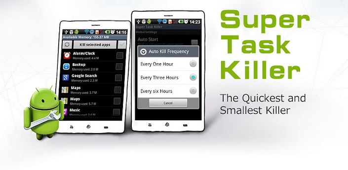 Super Task Killer FREE 1.1.14 apk