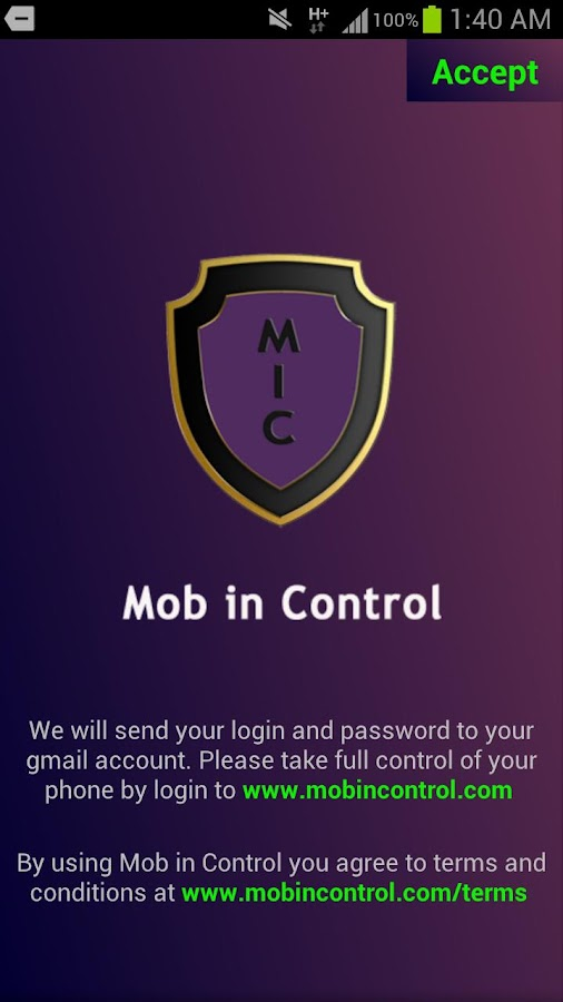 Mob in Control - screenshot