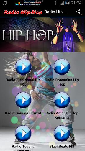 Muzica Hip-Hop Gratis Online