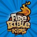 Fire Bible for Kids Devotional icon