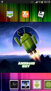 Android Logo Wallpapers - screenshot thumbnail