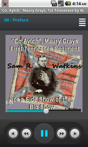玩音樂App|'Co. Aytch,' Maury Grays.免費|APP試玩