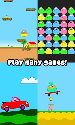 Pou  screenshots 2