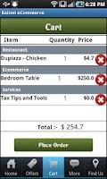 Screenshot of Kaizen eCommerce
