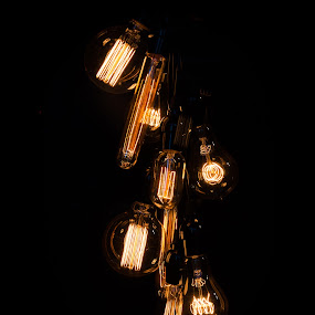 Lights by VAM Photography - Abstract Patterns ( abstract, lights. patterns, photo, antique,  )