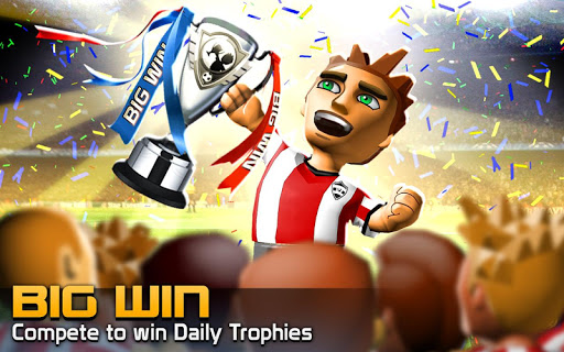 BIG WIN Soccer: World Football 18 4.1 screenshots 4