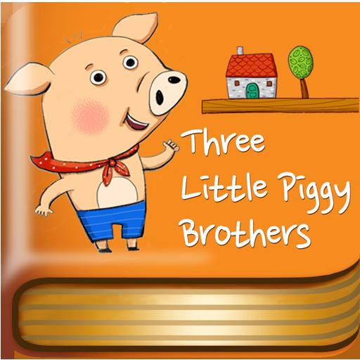 Three Little Piggy Brothers