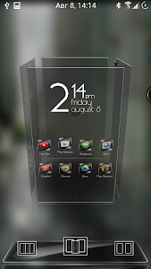 Dream Theme for Next Launcher v1.0