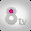8tv icon