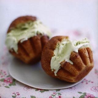 Pistachio Ice Cream.