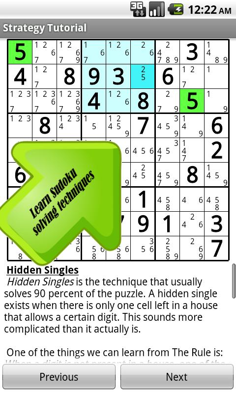 Handwrite Sudoku- screenshot