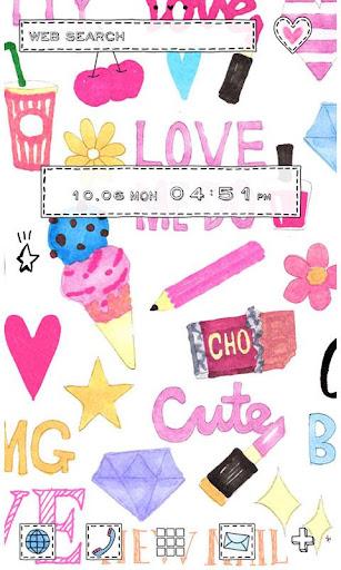 Cute Wallpaper Love Me 1.0 Windows u7528 1