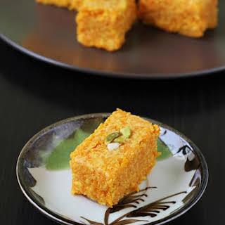 Gajar Kalakand Recipe | Condensed Milk Recipes.