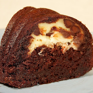 Marbled Chocolate Bundt Cake.