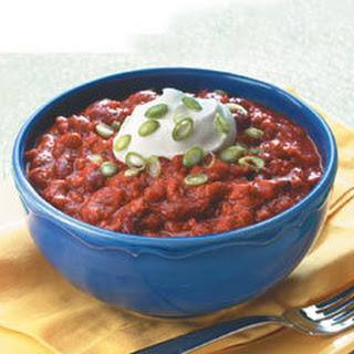 Ragu Chili Con Carne.
