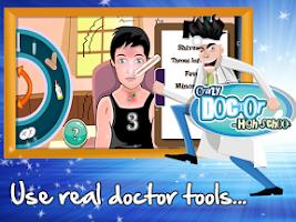 Screenshot of Crazy Doctor - High School