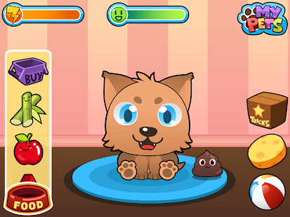 My Virtual Pet - Cats and Dogs - screenshot thumbnail
