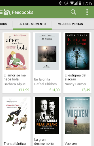 Aldiko Book Reader Premium para Android