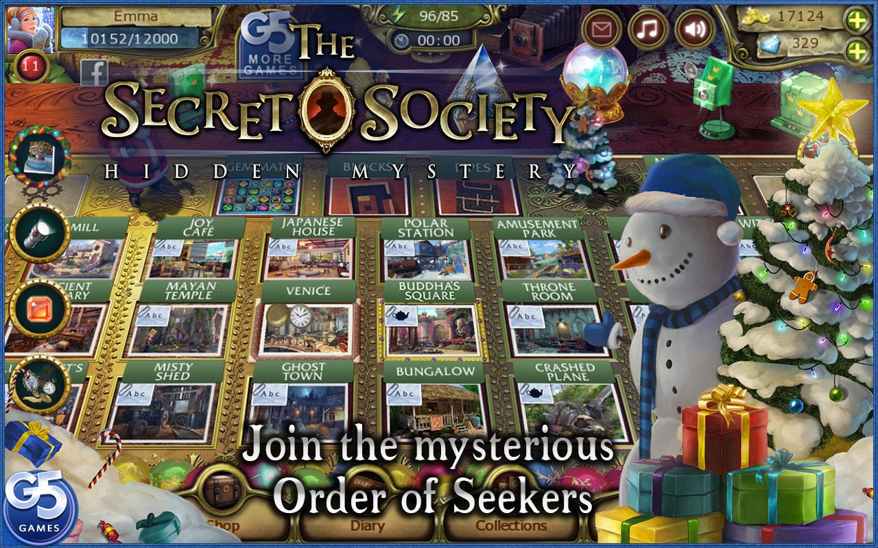 Выберите Скачать - The Secret Society - Тайное …