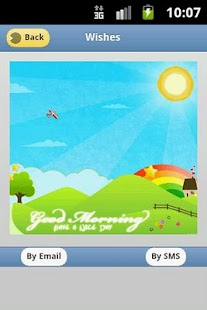 Good Morning Greeting Cards - screenshot thumbnail
