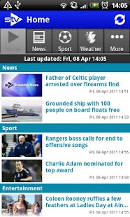 STV News- screenshot thumbnail