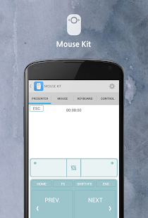 Mouse Kit (Presenter+Keyboard) Screenshot