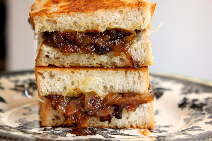 French Onion Soup Sandwiches Recipe