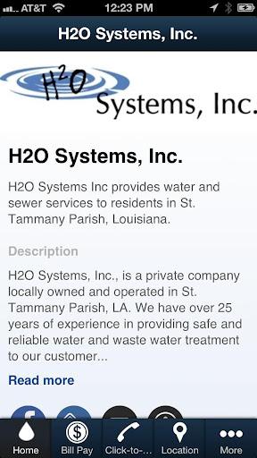 H2O Systems Inc.