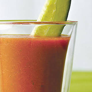 Spicy Bloody Mary Smoothie.